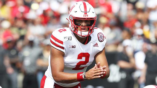 Nebraska Football: Why It's Time For Adrian Martinez to Step Aside for Luke McCaffrey