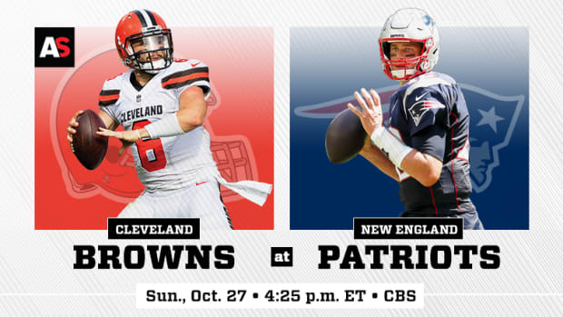 Cleveland Browns vs. New England Patriots Prediction and Preview