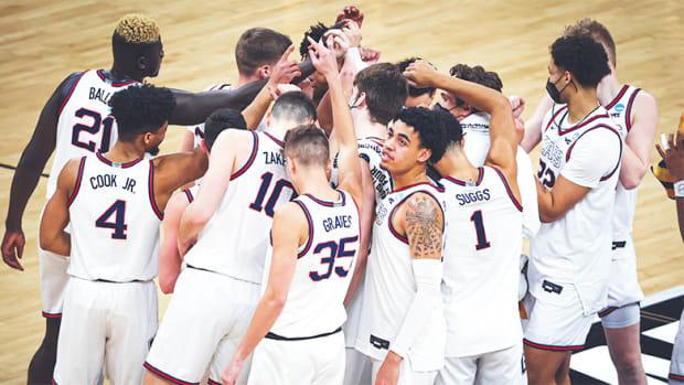 2021 NCAA Tournament: Ranking the Sweet 16 Teams