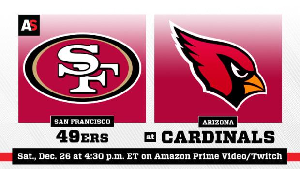 San Francisco 49ers vs. Arizona Cardinals Prediction and Preview