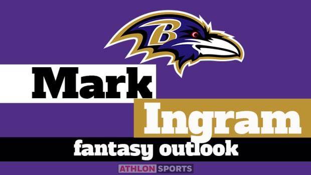 Mark Ingram: Fantasy Outlook 2019