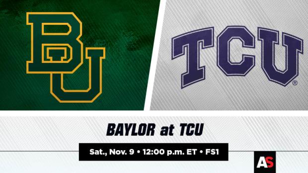 Baylor vs. TCU Football Prediction and Preview