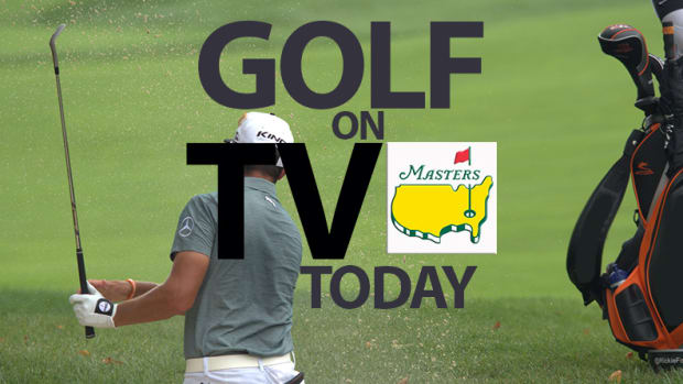The Masters on TV Today (Friday, Nov. 13)