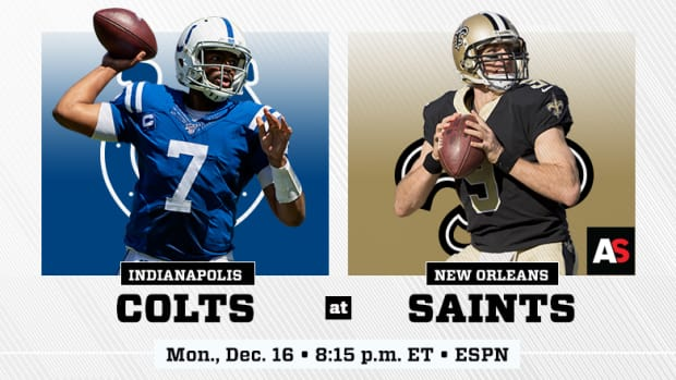 Monday Night Football: Indianapolis Colts vs. New Orleans Saints Prediction and Preview