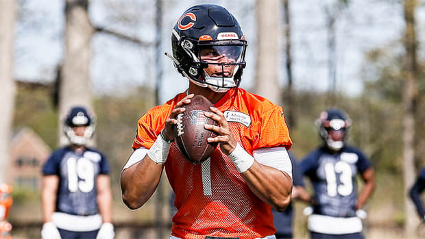 Justin Fields, Chicago Bears