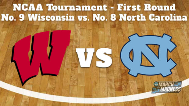 Wisconsin Badgers vs. North Carolina Tar Heels Prediction: NCAA Tournament First Round Preview