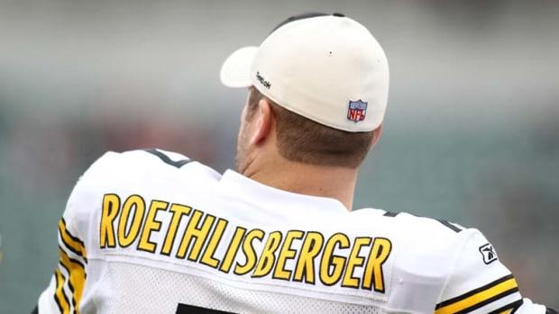 NFL Injury Report: Ben Roethlisberger
