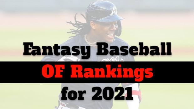 Fantasy Baseball Cheat Sheet: Outfield Rankings for 2021