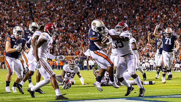 Iron Bowl: 5 Greatest Alabama vs. Auburn Games of All Time