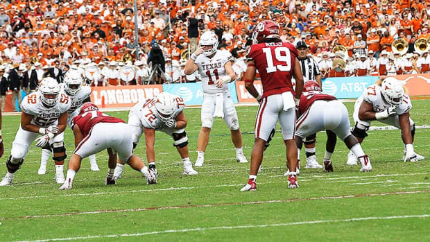 Texas Football: Ranking the Toughest Games on the Longhorns' Schedule