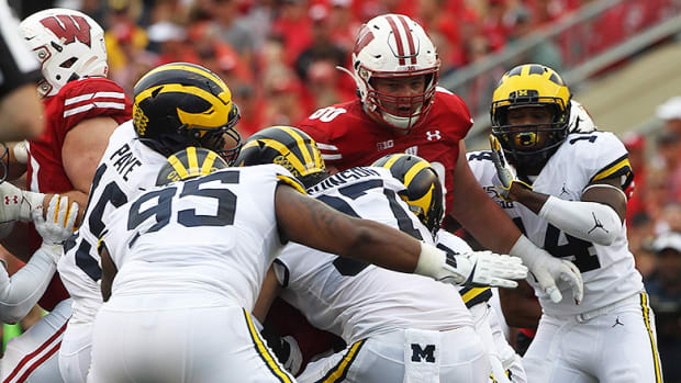 Michigan Football:Ranking the Toughest Games on the Wolverines' Schedule