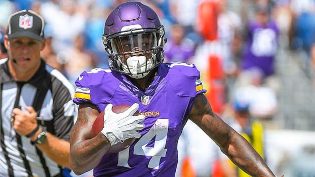NFL Injury Report: Stefon Diggs
