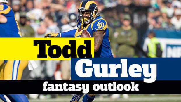 Todd Gurley: Fantasy Outlook 2019