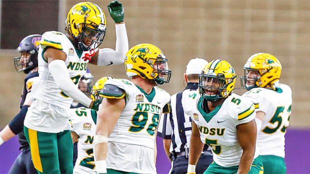 FCS First Round Prediction and Preview: Eastern Washington vs. North Dakota State