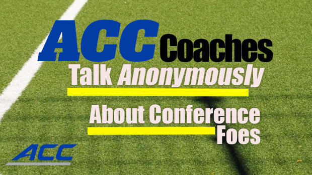 ACC Coaches Talk Anonymously About Conference Foes for 2020
