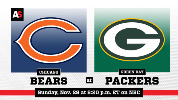 Sunday Night Football: Chicago Bears vs. Green Bay Packers Prediction and Preview