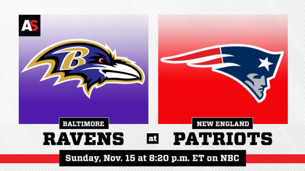 Sunday Night Football: Baltimore Ravens vs New England Patriots Prediction and Preview