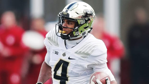 College Fantasy Football 2020 Wide Receiver Rankings