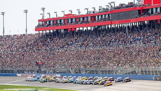 NASCAR Fantasy Picks: Best Auto Club Speedway (Fontana) Drivers for DFS
