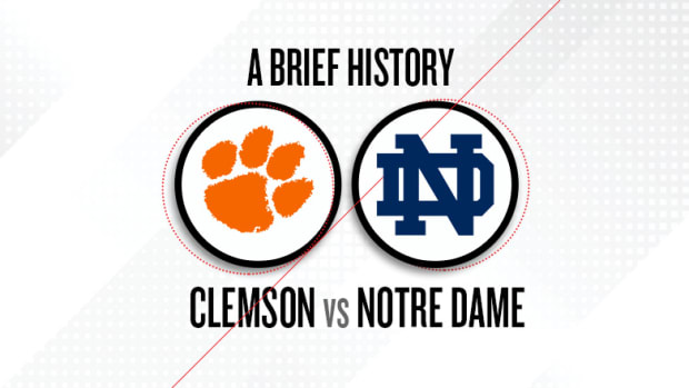 A Brief History of Clemson vs. Notre Dame Matchups