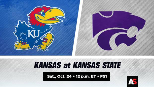 Kansas (KU) vs. Kansas State (KSU) Football Prediction and Preview