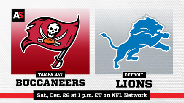 Tampa Bay Buccaneers vs. Detroit Lions Prediction and Preview