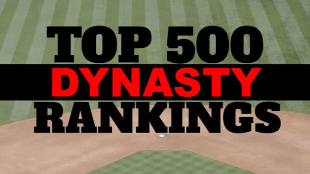 Fantasy Baseball Cheat Sheet: Top 500 Dynasty Rankings for 2019