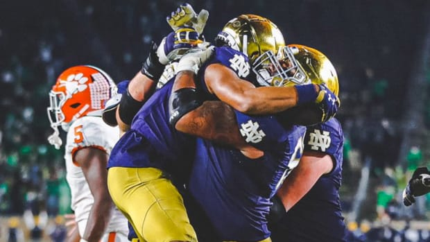 Seven-Step Drop: College Football Playoff Paths Seem Crystal Clear After Wild Weekend