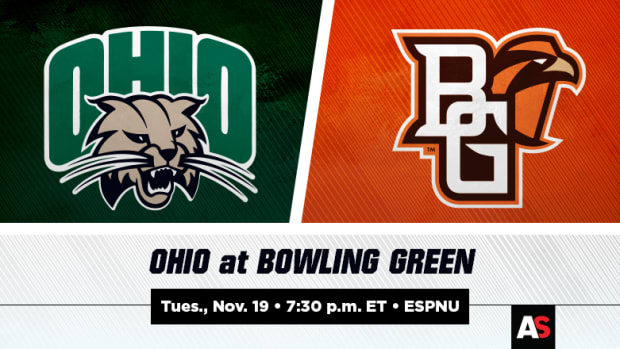 Ohio vs. Bowling Green Football Prediction and Preview