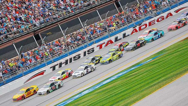 NASCAR Fantasy Picks: Best Talladega Superspeedway Drivers for DraftKings