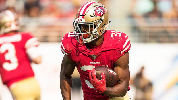 NFL Injury Report: Raheem Mostert