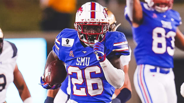 SMU vs. Tulsa Football Prediction and Preview