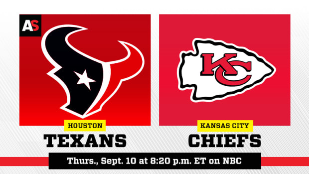 Thursday Night Football: Houston Texans vs. Kansas City Chiefs Prediction and Preview