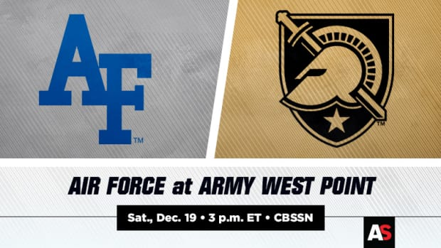 Air Force (AFA) vs. Army West Point Football Prediction and Preview