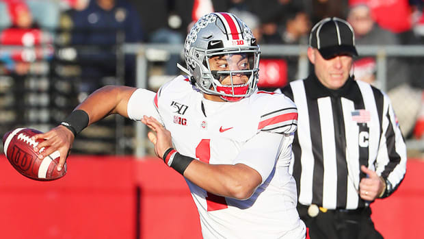 Justin Fields, Ohio State Buckeyes Football