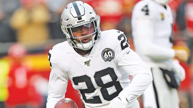NFL Injury Report: Josh Jacobs
