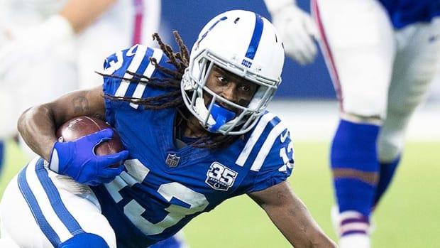 NFL Injury Report: T.Y. Hilton