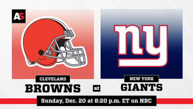 Sunday Night Football: Cleveland Browns vs. New York Giants Prediction and Preview