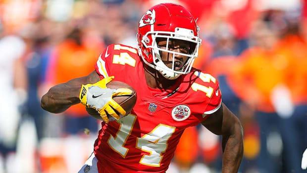 NFL Injury Report: Sammy Watkins