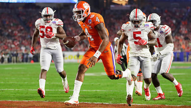 A Brief History of Clemson vs. Ohio State Matchups