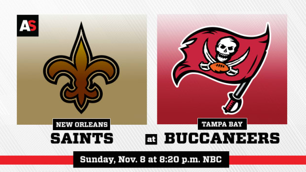 Sunday Night Football: New Orleans Saints vs. Tampa Bay Buccaneers Prediction and Preview