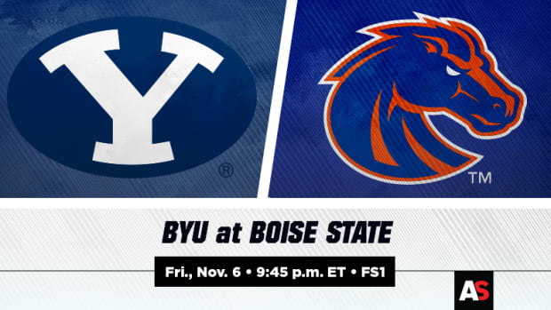 BYU vs. Boise State Football Prediction and Preview