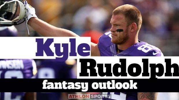 Kyle Rudolph: Fantasy Outlook 2019