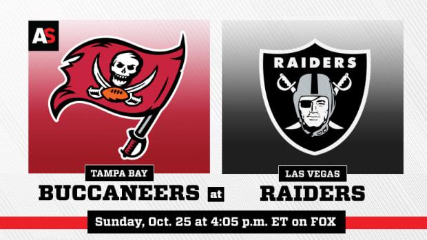 Tampa Bay Buccaneers vs. Las Vegas Raiders Prediction and Preview