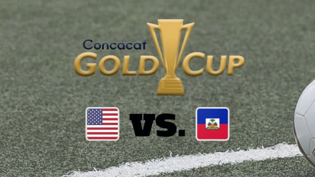 2021 Concacaf Gold Cup: United States vs. Haiti