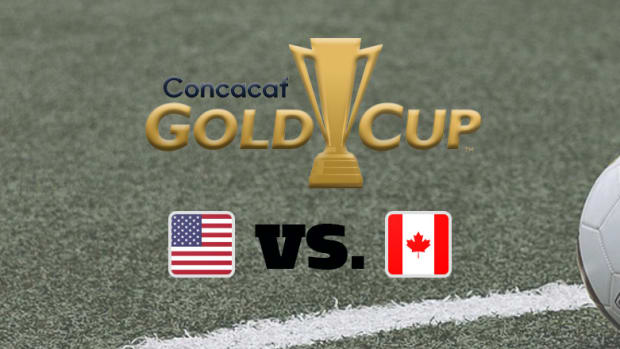 2021 Concacaf Gold Cup: United States vs. Canada