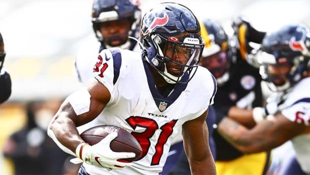 David Johnson, Houston Texans