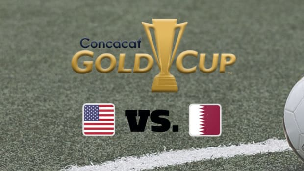 2021 Concacaf Gold Cup: United States vs. Qatar