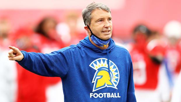 Brent Brennan, San Jose State Spartans football