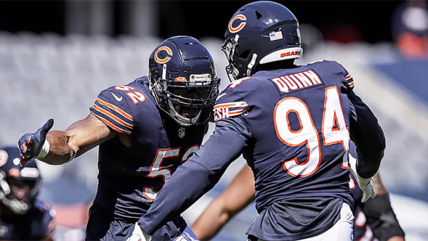 Khalil Mack and Robert Quinn, Chicago Bears